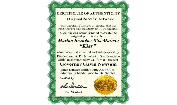 Big image 2019 03 08 rita moreno marlon brando certificate of authenticity