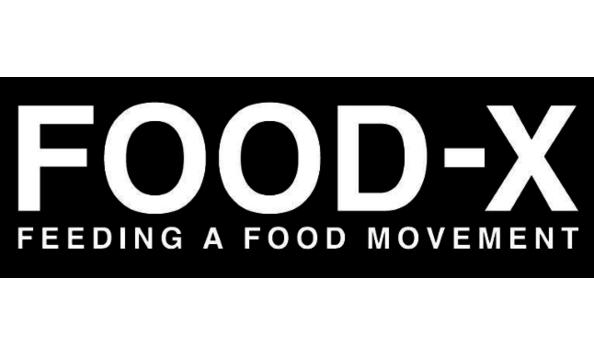 Big image food x logo