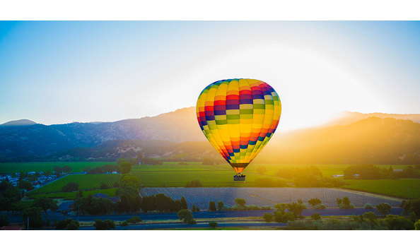 Big image napa valley balloon tour