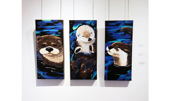 Big image chantelle trainor matties otter series in show