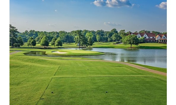 Golf at East Lake Golf Club - Accompanied Threesome with Host