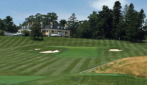 Meadow brook clubhouse