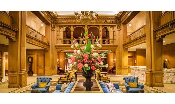 Big image pic fairmont olympic seattle lobby