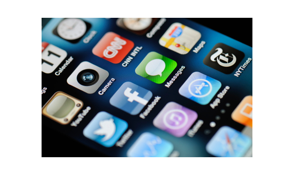 Big image mobile app