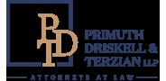 Sponsor logo primuth driskell   terzian logo