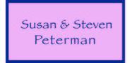 Sponsor logo peterman family logo