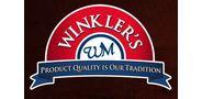 Sponsor logo winkler meats logo