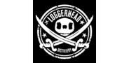 Sponsor logo loggerhead distillery logo