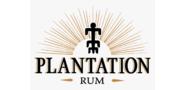 Sponsor logo plantation rum logo