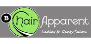 Sponsor logo b hair apparent logo