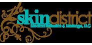 Sponsor logo logo skindistrict