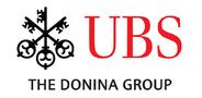 Sponsor logo ubs donina group logo