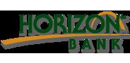 Sponsor logo horizon bank