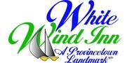 Sponsor logo white wind inn logo