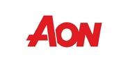 Sponsor logo logo aon 2020