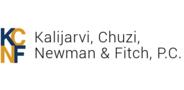 Sponsor logo logo kalijarvichuzinewman fitch 2020