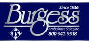 Sponsor logo burgess ambulance sales