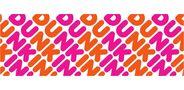Sponsor logo dunkin donuts