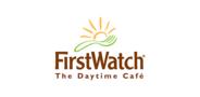 Sponsor logo first watch