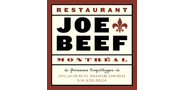 Sponsor logo joe beef