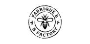 Sponsor logo b factory logo
