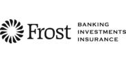 Sponsor logo frost bank
