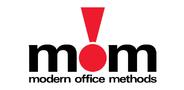Sponsor logo mom logo
