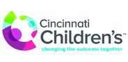 Sponsor logo cchmc
