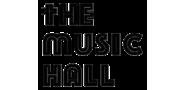 Sponsor logo the music hall