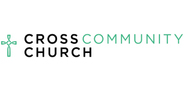 Sponsor logo cross community church