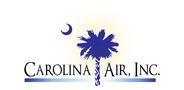 Sponsor logo carolina air banner logo