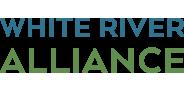 Sponsor logo white river
