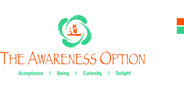 Sponsor logo the awareness option logo vector