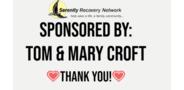 Sponsor logo thank you for sponsoring