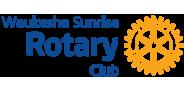 Sponsor logo waukesha sunrise rotary logo