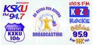 Sponsor logo ad astra logo from station