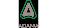 Sponsor logo adama logo standard