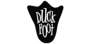 Sponsor logo duck foot