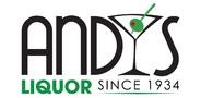 Sponsor logo andys liquor