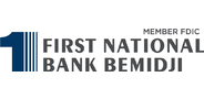 Sponsor logo first national bank logo 2021