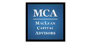 Sponsor logo macclean capital advisors