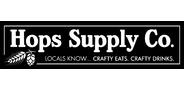 Sponsor logo hopssupplycompany localsknow knockout black