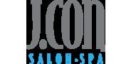 Sponsor logo jcon salon spa logo orig