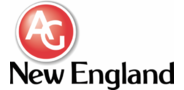 Sponsor logo associated grocers of new england