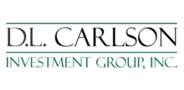 Sponsor logo d.l. carlson investment group  inc.