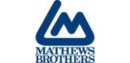 Sponsor logo mathews brothers
