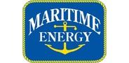 Sponsor logo maritime energy logo