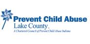 Sponsor logo prevent child abuse lake county logo