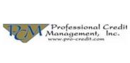 Sponsor logo professional credit managment large