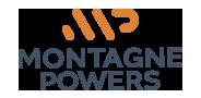 Sponsor logo montagne powers